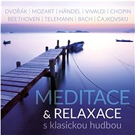 Various: Meditation & Relaxation with Classical Music - CD - Music CD