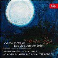 Pecková Dagmar, Samek Richard, Altrichter Petr: Mahler: Píseň o zemi - CD - Hudební CD