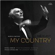 Česká filharmonie, Kubelík Rafael: Smetana: Má vlast (2x LP) - LP - LP vinyl