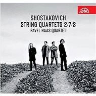 Pavel Haas Quartet: Šostakovič D.: Smyčcové kvartety č. 2, 7, 8 - CD - Hudební CD