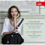 Semerádová Jana, Traxler Erich: Händel, Leclair - Chaconne pro princeznu - CD - Hudební CD