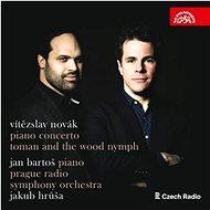 Bartoš Jan, SOČR, Jakub Hrůša: Klavírní koncert - CD - Hudební CD