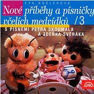 Vydra Václav: Nové příběhy a písničky 3 - CD - Hudební CD