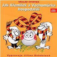 Bohdalová Jiřina: How Křemílek and Vochomůrka managed - CD - Music CD
