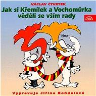 Bohdalová Jiřina: How Křemílek and Vochomůrka knew each other ' s advice - CD - Music CD