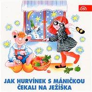 Hudební CD Divadlo S+H: Jak Hurvínek s Máničkou čekali na Ježíška