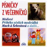 Hudební CD Písničky z Večerníčků - CD