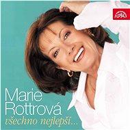Rottrová Marie: Všechno nejlepší... - CD - Hudební CD