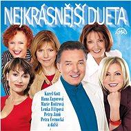 Hudební CD Various: Nejkrásnější dueta - CD