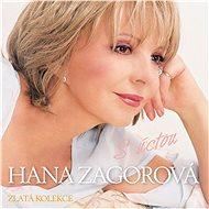 Zagorová Hana: S úctou - Zlatá kolekce (4x CD) - CD - Hudební CD