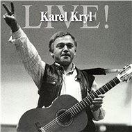 Kryl Karel: Live! (2x CD) - CD - Hudební CD