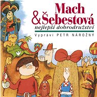 Petr: Mach & Sebestova Best adventure / Macourek - Music CD