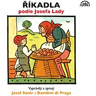 Somr Josef a Bambini di Praga: Říkadla - CD - Hudební CD