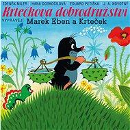 Eben Marek: Krtečkova dobrodružství (5x CD) - CD - Hudební CD