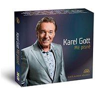 Gott Karel: Mé písně - Zlatá albová kolekce (36x CD) - CD - Hudební CD