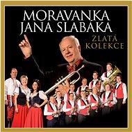Moravanka Jana Slabáka: Zlatá kolekce (3x CD) - CD - Hudební CD
