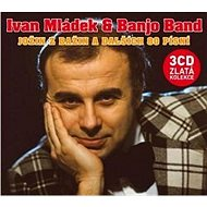 Mládek Ivan: Jožin z bažin a dalších 80 písní - Zlatá kolekce (3x CD) - CD - Music CD