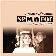 Semafor: ...léta 70. a 80. (12x CD) - CD - Hudební CD