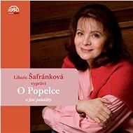 Hudební CD Šafránková Libuše: Libuše Šafránková vypráví o Popelce a další pohádky (4x CD) - CD