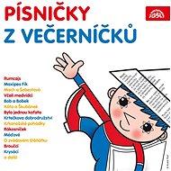 Písničky z Večerníčků (2x CD) - CD - Hudební CD