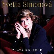 Simonová Yvetta: Zlatá kolekce (3x CD) - CD - Hudební CD
