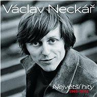 Neckář Václav: Největší hity 1965 - 2013 - CD - Hudební CD