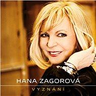Zagorová Hana: Vyznání - CD - Hudební CD