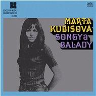 Kubišová Marta: Songy a balady - CD - Hudební CD