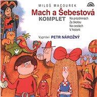 Nárožný Petr: Komplet Mach a Šebestová (5x CD) - CD - Hudební CD