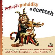 Various: Nejlepší pohádky o čertech - CD - Hudební CD