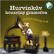 Divadlo S+H: Hurvínkův kouzelný gramofon - CD - Music CD