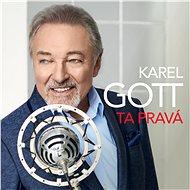 Gott Karel: Ta pravá - LP - LP vinyl