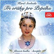 Český národní symfonický orchestr: Karel Svoboda: Tři oříšky pro Popelku - CD - Hudební CD