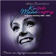 Vondrackova Helena: Kvitek mandragory (2x CD) - CD - Music CD