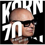 Korn Jiří: To nejlepší 1971-2019 - CD - Hudební CD