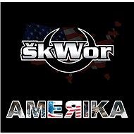 Škwor: Amerika - CD - Hudební CD