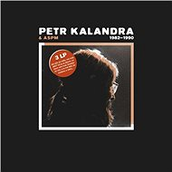 Kalandra Petr, ASPM: 1982-1990 (3x LP) - LP - LP vinyl
