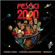 Fešáci: 2020 (2x CD) - CD - Hudební CD