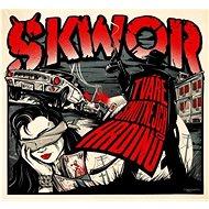 Škwor: Tváře smutnejch hrdinů - LP - LP vinyl