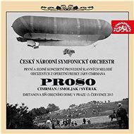 Divadlo Járy Cimrmana: Proso - Hudební CD