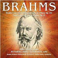 Kukal Ondřej: Double Concerto For Violin And Cello / Piano Concerto - CD - Hudební CD
