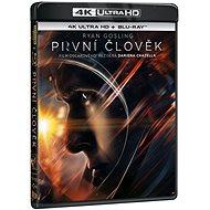 První člověk (2 disky) - Blu-ray + 4K Ultra HD) - Film na Blu-ray
