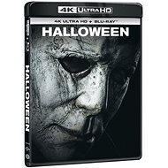 Halloween (2 disky) - Blu-ray + 4K Ultra HD) - Film na Blu-ray