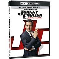 Johnny English znovu zasahuje (2 disky) - Blu-ray + 4K Ultra HD - Film na Blu-ray