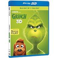 Grinch 3D+2D (2 disky) - Blu-ray - Film na Blu-ray