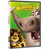 Madagaskar 2: Útěk do Afriky - DVD - Film na DVD