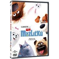 Tajný život mazlíčků - DVD - Film na DVD