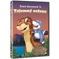 Země dinosaurů 5: Tajemný ostrov - DVD - Film na DVD