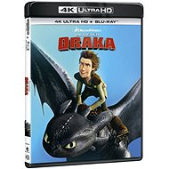 Jak vycvičit draka (2 disky) - Blu-ray + 4K Ultra HD