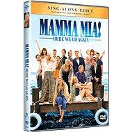 Mamma Mia! Here We Go Again - DVD - DVD Movies